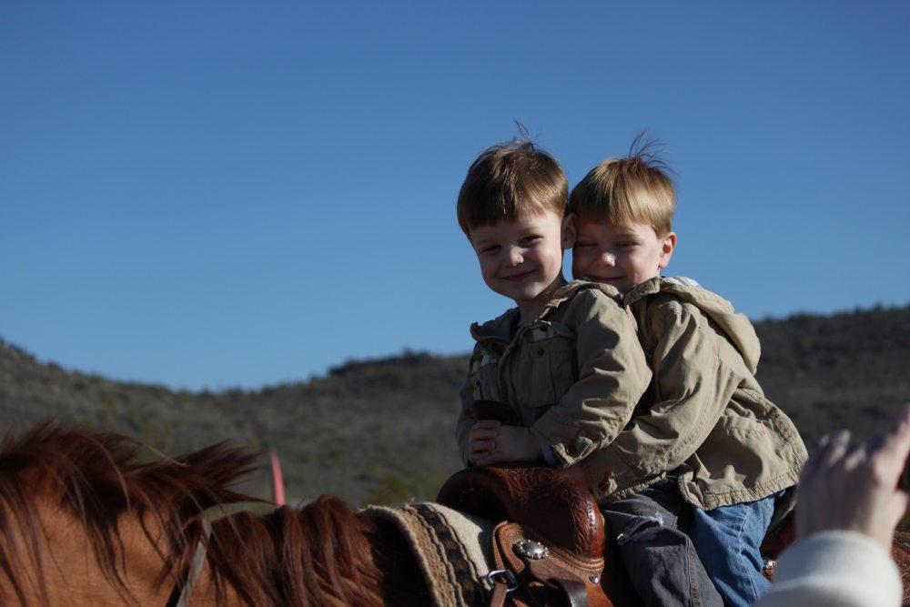 The Wild, Wild West (2/6)